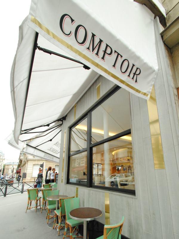 Restaurant Comptoir Kleber