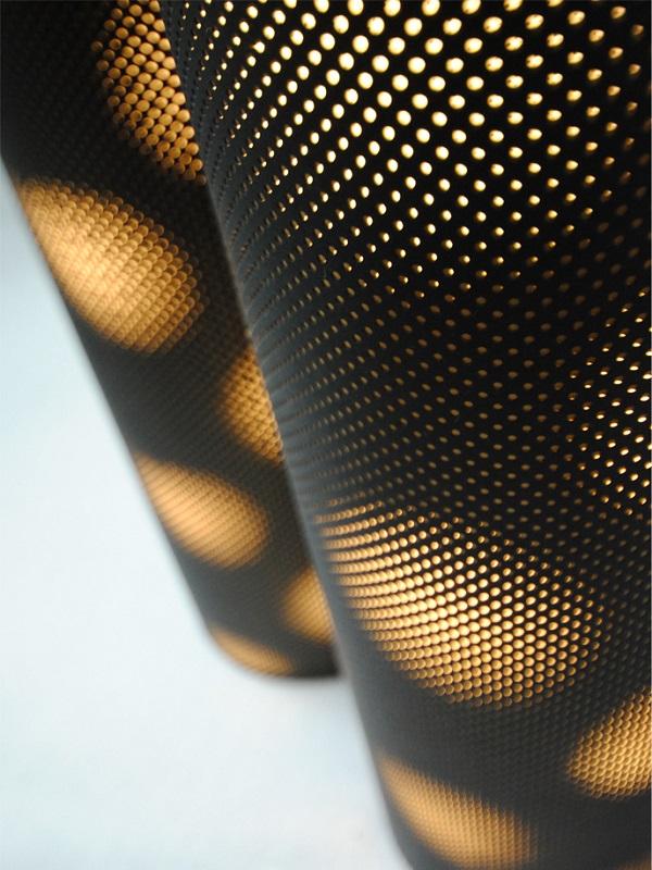 Lampe Honycomb